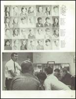 1970 Fairfield High School Yearbook Page 160 & 161