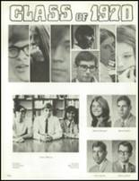 1970 Fairfield High School Yearbook Page 178 & 179