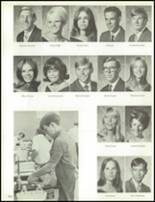 1970 Fairfield High School Yearbook Page 182 & 183