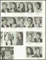 1970 Fairfield High School Yearbook Page 184 & 185