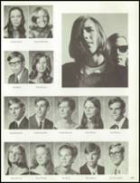 1970 Fairfield High School Yearbook Page 188 & 189