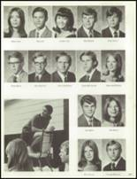 1970 Fairfield High School Yearbook Page 190 & 191