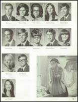 1970 Fairfield High School Yearbook Page 196 & 197