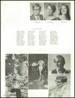 1970 Fairfield High School Yearbook Page 200 & 201