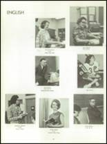 1966 Northside High School Yearbook Page 20 & 21