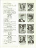 1966 Northside High School Yearbook Page 32 & 33