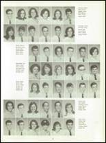 1966 Northside High School Yearbook Page 56 & 57