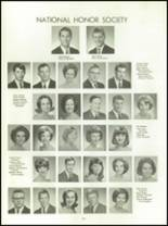 1966 Northside High School Yearbook Page 104 & 105