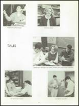 1966 Northside High School Yearbook Page 110 & 111
