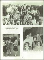 1966 Northside High School Yearbook Page 112 & 113