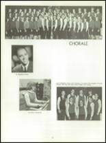 1966 Northside High School Yearbook Page 116 & 117