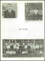 1966 Northside High School Yearbook Page 122 & 123