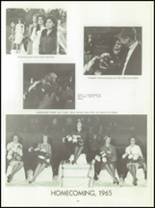 1966 Northside High School Yearbook Page 142 & 143