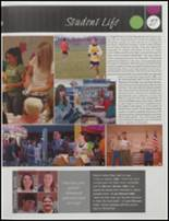 2009 Laingsburg High School Yearbook Page 20 & 21