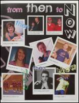 2009 Laingsburg High School Yearbook Page 32 & 33