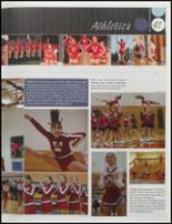 2009 Laingsburg High School Yearbook Page 44 & 45