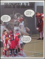 2009 Laingsburg High School Yearbook Page 46 & 47