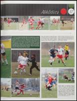 2009 Laingsburg High School Yearbook Page 60 & 61