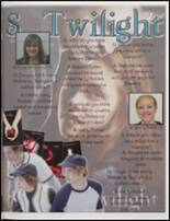 2009 Laingsburg High School Yearbook Page 70 & 71