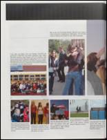 2009 Laingsburg High School Yearbook Page 86 & 87