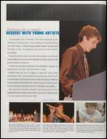 2009 Laingsburg High School Yearbook Page 92 & 93