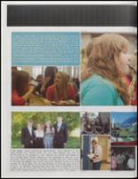 2009 Laingsburg High School Yearbook Page 112 & 113