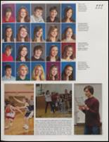 2009 Laingsburg High School Yearbook Page 114 & 115