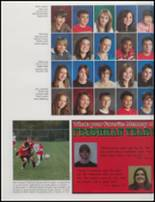 2009 Laingsburg High School Yearbook Page 116 & 117