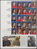 2009 Laingsburg High School Yearbook Page 126 & 127