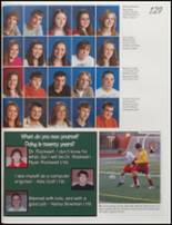 2009 Laingsburg High School Yearbook Page 132 & 133