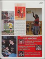 2009 Laingsburg High School Yearbook Page 136 & 137