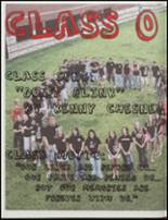 2009 Laingsburg High School Yearbook Page 152 & 153
