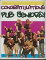 2009 Laingsburg High School Yearbook Page 154 & 155