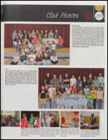 2009 Laingsburg High School Yearbook Page 172 & 173