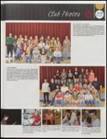 2009 Laingsburg High School Yearbook Page 174 & 175