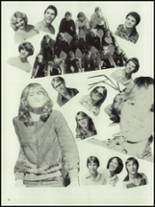 1980 Parker High School Yearbook Page 16 & 17