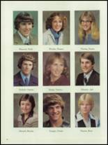 1980 Parker High School Yearbook Page 18 & 19