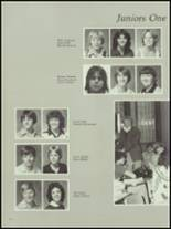 1980 Parker High School Yearbook Page 26 & 27