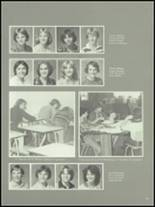 1980 Parker High School Yearbook Page 28 & 29