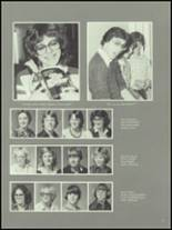 1980 Parker High School Yearbook Page 30 & 31