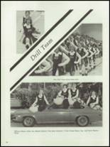 1980 Parker High School Yearbook Page 42 & 43