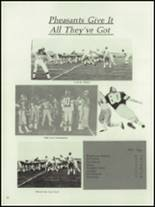 1980 Parker High School Yearbook Page 62 & 63