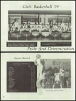 1980 Parker High School Yearbook Page 64 & 65