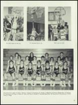 1980 Parker High School Yearbook Page 68 & 69