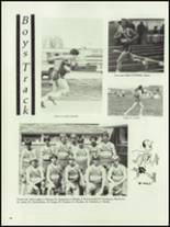 1980 Parker High School Yearbook Page 70 & 71