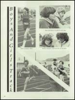 1980 Parker High School Yearbook Page 72 & 73