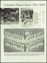 1980 Parker High School Yearbook Page 74 & 75