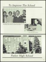 1980 Parker High School Yearbook Page 78 & 79