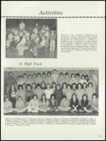 1980 Parker High School Yearbook Page 92 & 93