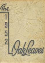 1952 Yearbook Ursuline Academy